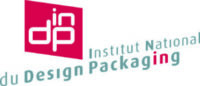Institut National du Design Packaging Logo